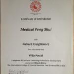 Medical feng shui